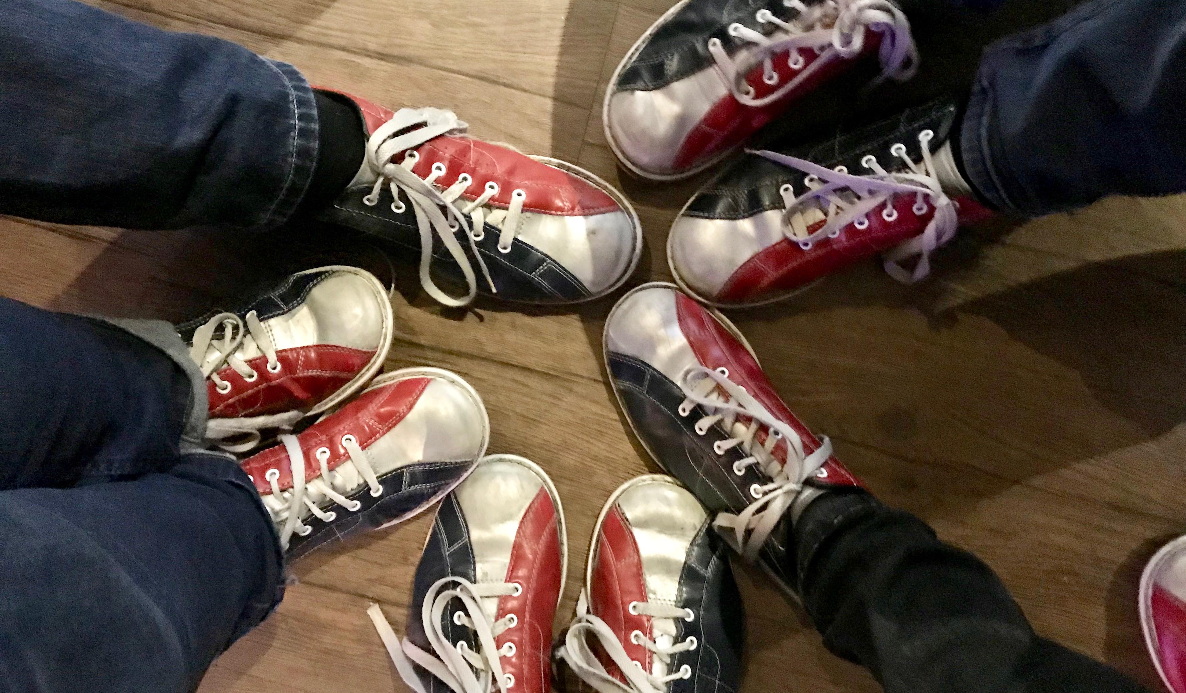 Vereinsaktivität 3: Bowling